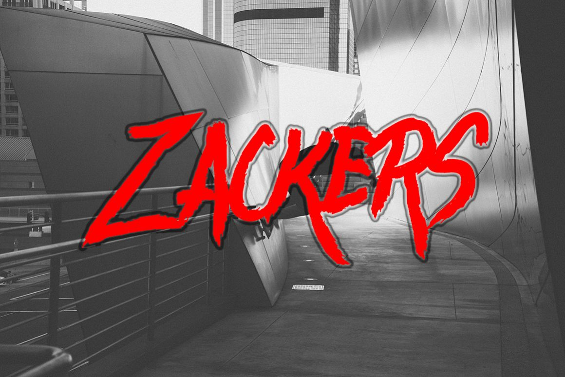 ZACKERS Brush example image 1
