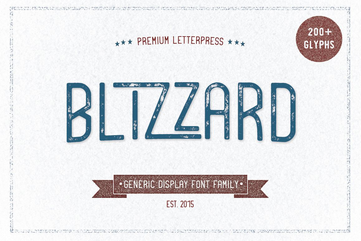 Blizzard example image 1