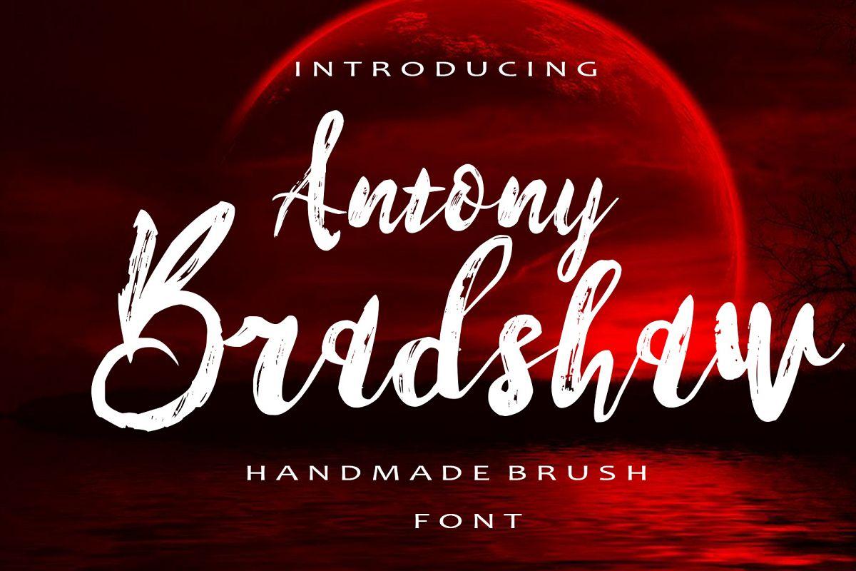 Antony Bradshaw example image 1
