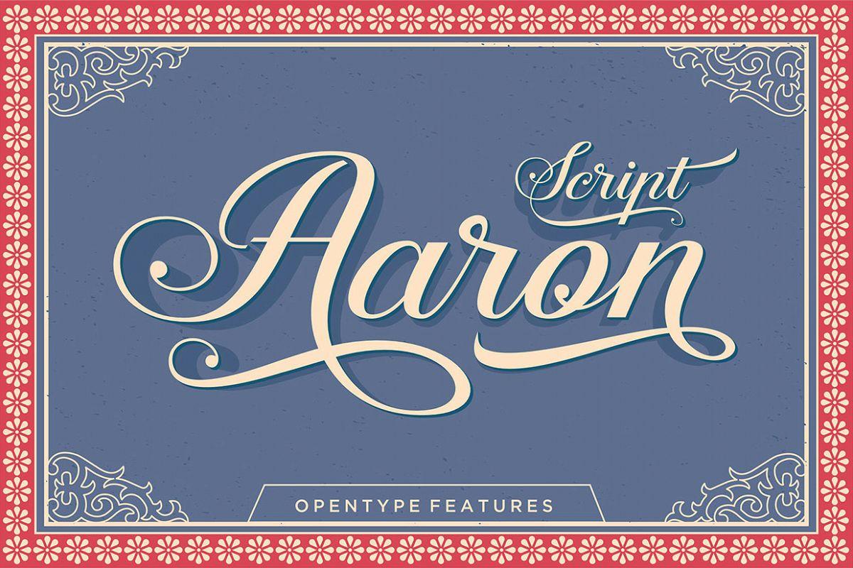 Aaron Script example image 1