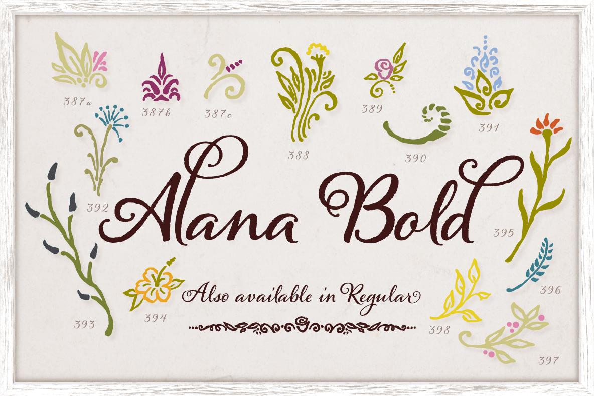 Alana Bold example image 1
