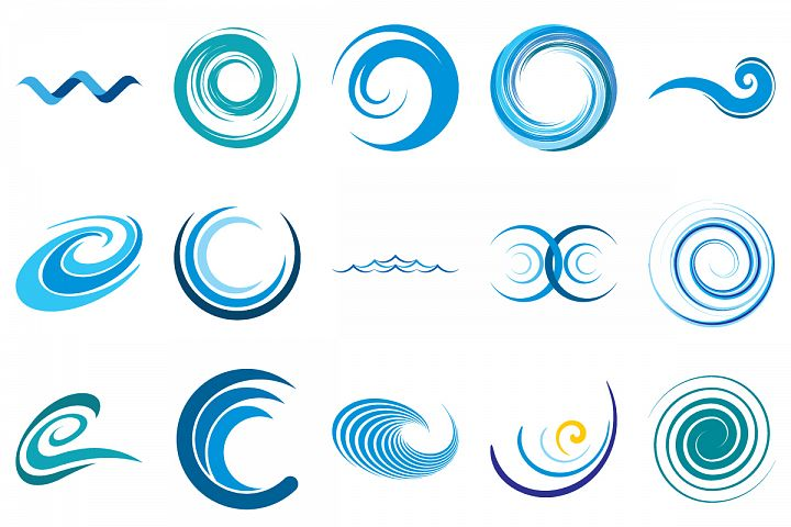 Water waves set