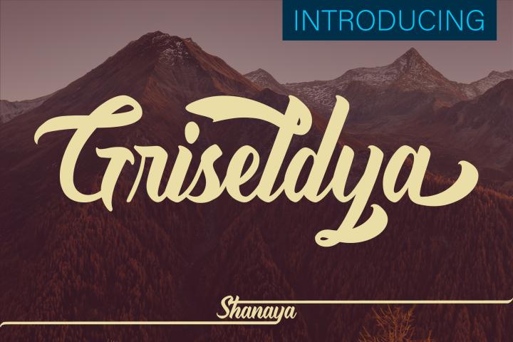 Griseldya Font