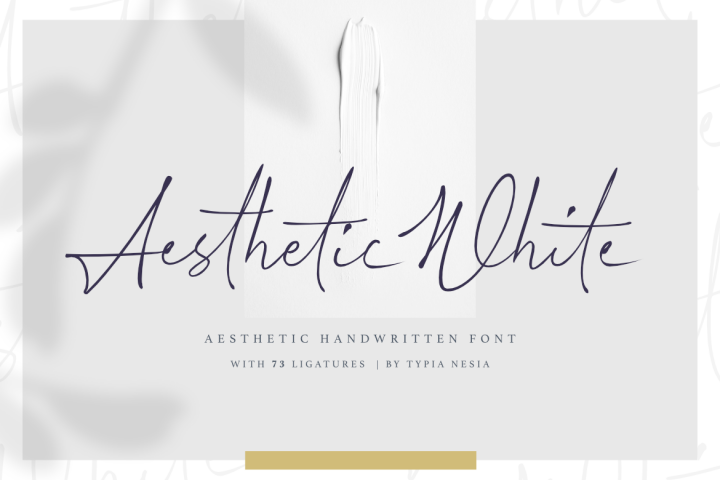 Aesthetic White