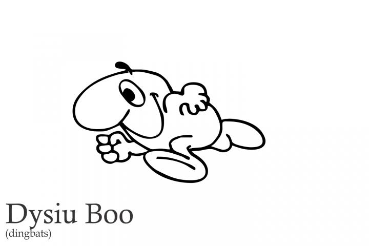 Dysiu Boo example image 2