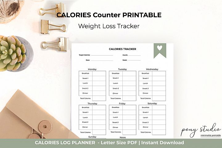 Fitness Tracker | Calories Counter