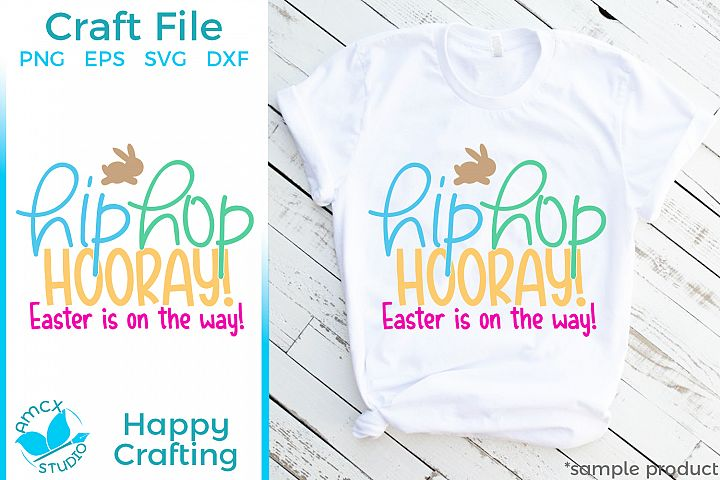 Hip Hop Hooray! - Easter Craft File