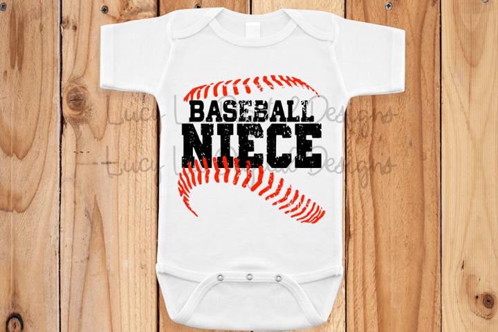 Baseball Niece