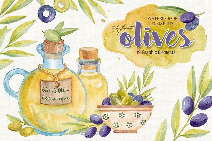 Olives Collection