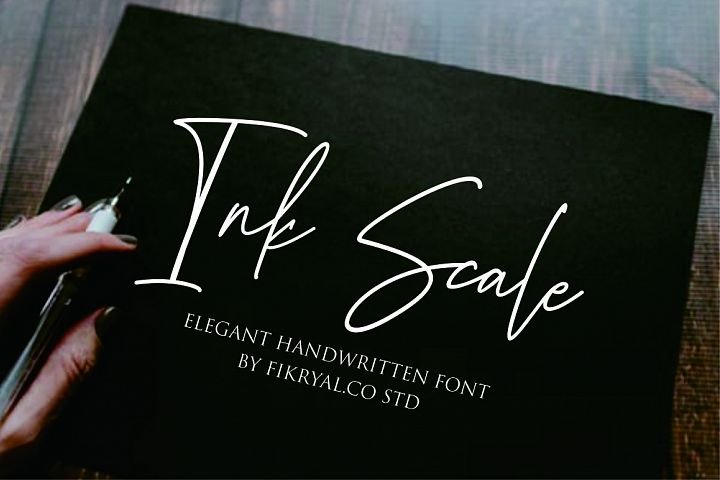 Ink Scale