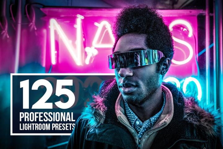 125 Professional Lightroom Presets