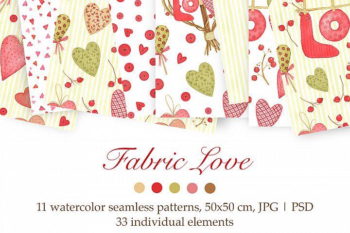 Valentines Day Patterns