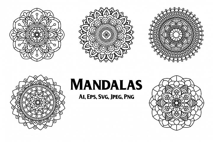 Mandalas example 2