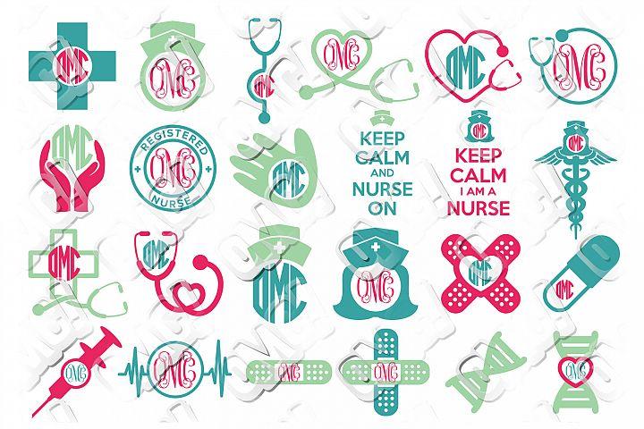 Nurse SVG Bundle