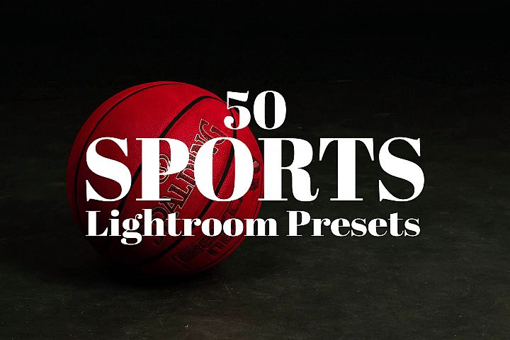 Sports Lightroom presets