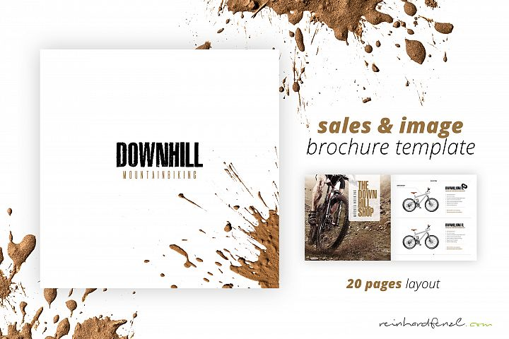 Downhill - Sales & Image Brochure