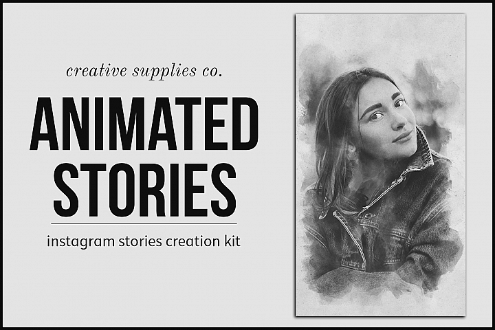 Animated Stories Kit - Vol. 01