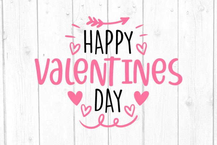 Happy Valentines Day Svg, Valentines Svg, Svg Files
