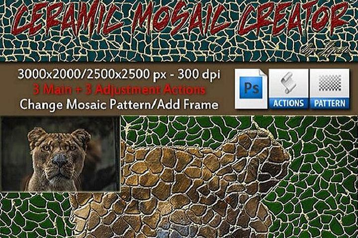 Ceramic Mosaic Creator