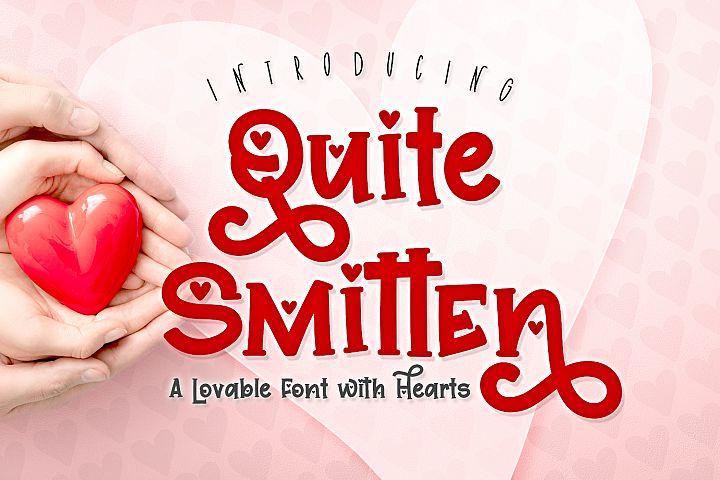 Quite Smitten