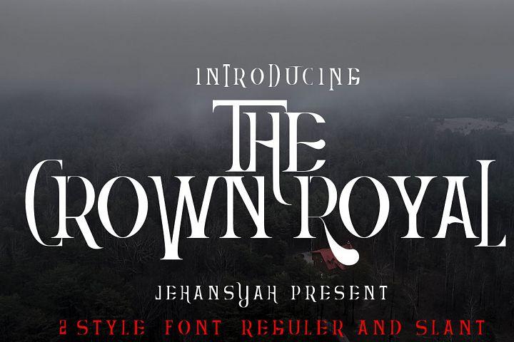 The Crown Royal