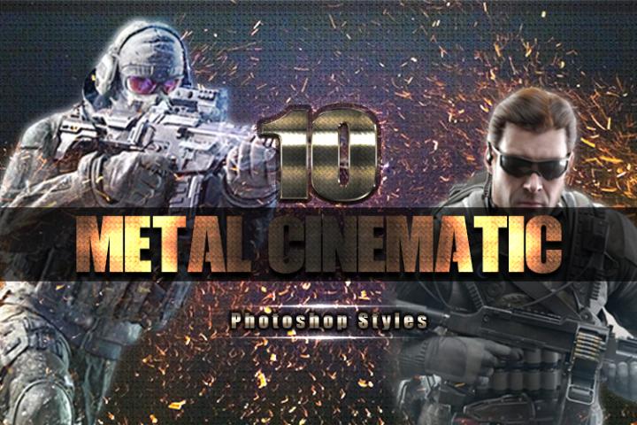 10 Metal Cinematic teamten.