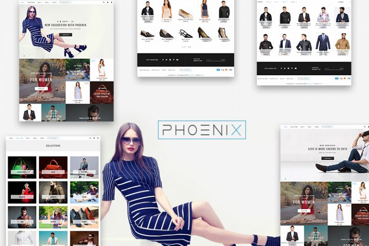 Phoenix Shopify Theme