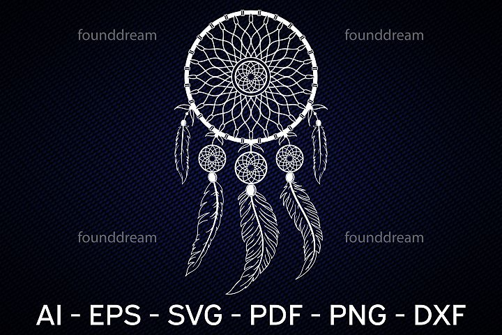 DreamCatcher Art | Vector files