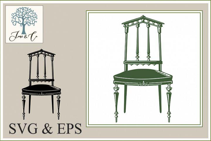 Chair Illustration 4