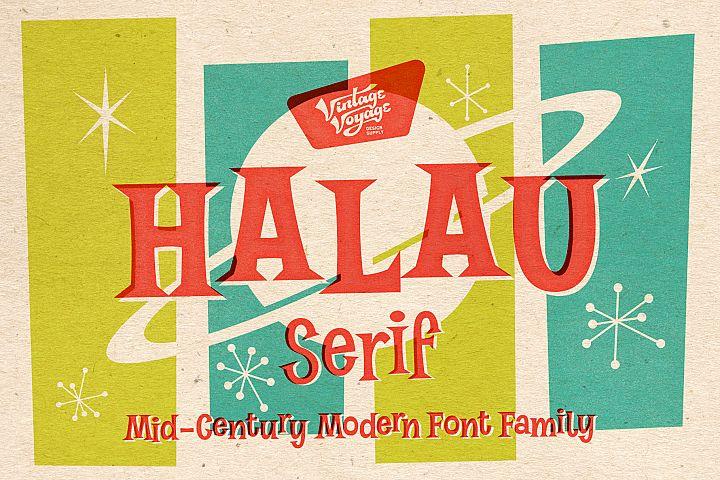 Halau Serif