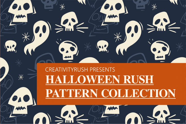 Halloween Rush Pattern Collection
