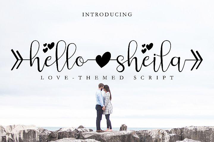 Hello Sheila