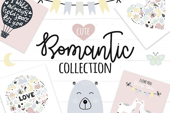 Romantic Cute Collection