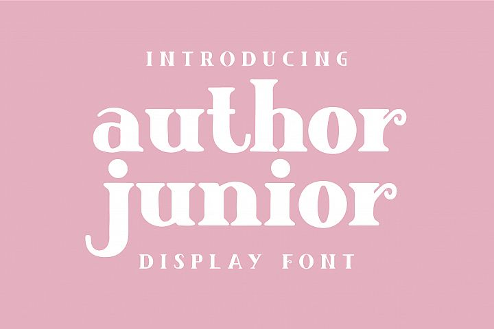 Author Junior