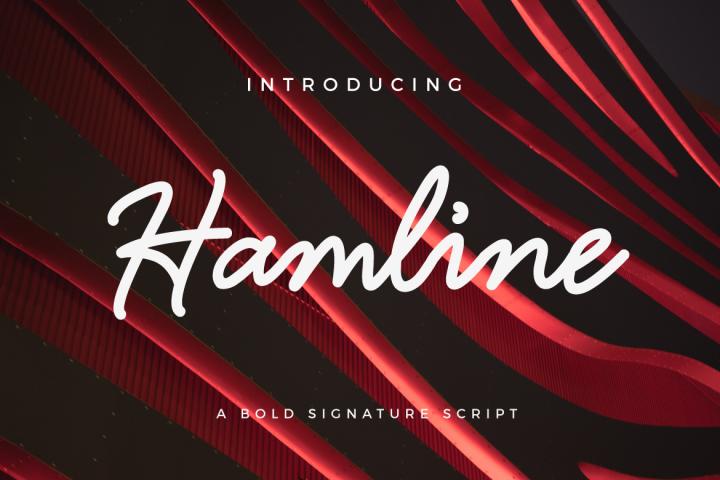 Hamline example