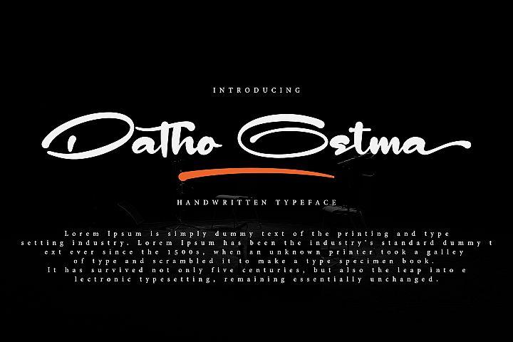 Datho Ostma