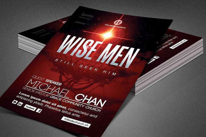 Wise Men Still Seek Him Flyer