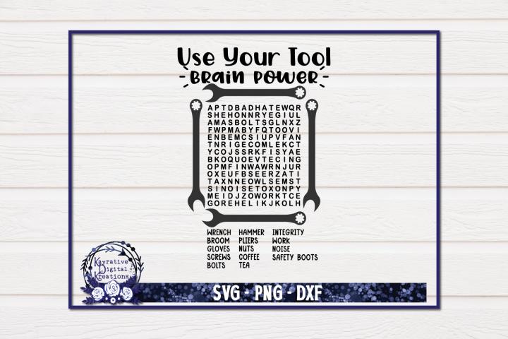 Shop Wordsearch - Shop SVG - Mens Gift