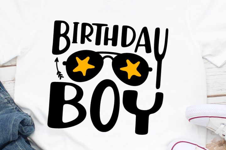 Birthday Boy Svg, Birthday Svg, Birthday Party, Party Svg