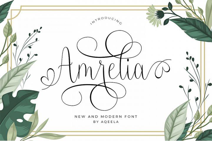 Amrelia