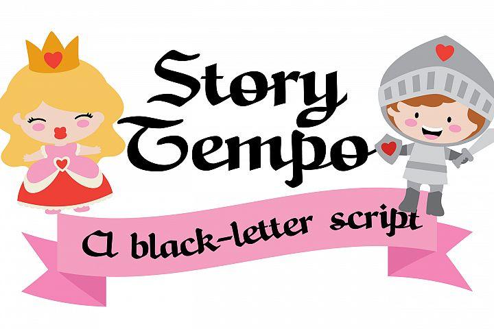 ZP Story Tempo