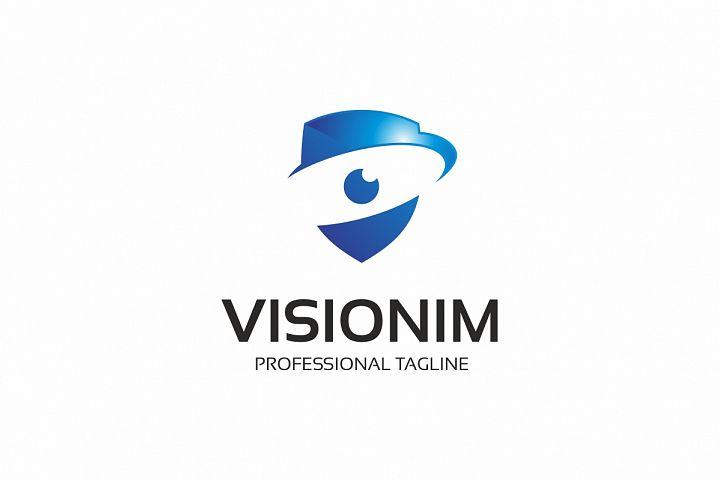 Secure Eye / Camera - Logo Template