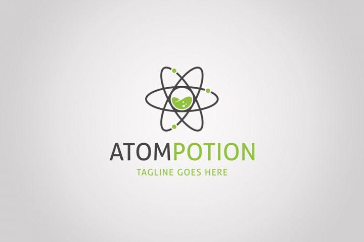 Atom Potion Logo