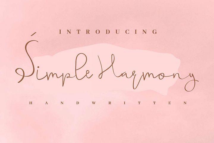 simple harmony example image 13