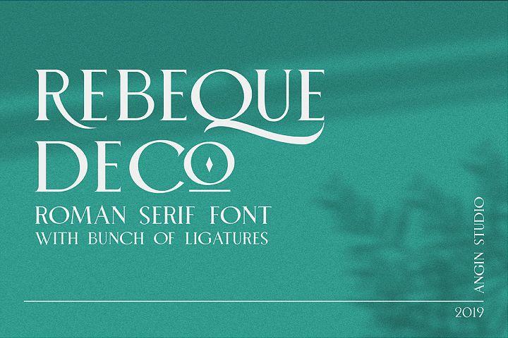 Rebeque Deco