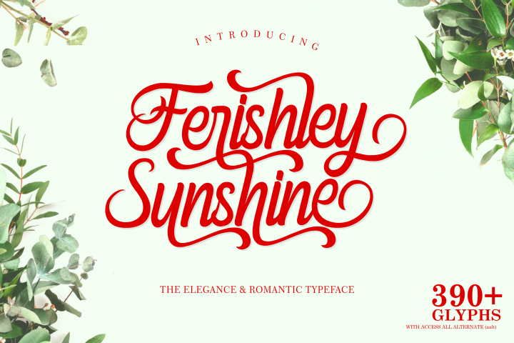 Ferishley Sunshine