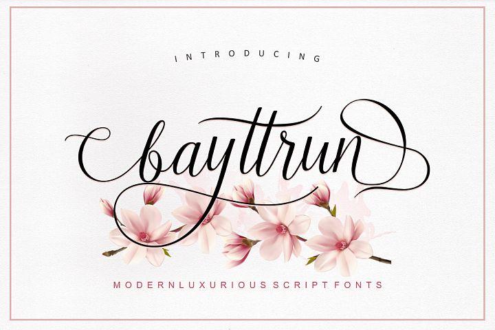 Bayttrun Script