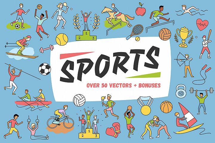 Sports Vectors