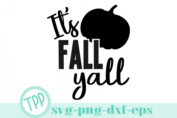 Fall svg, Fall Yall svg, Autumn design file