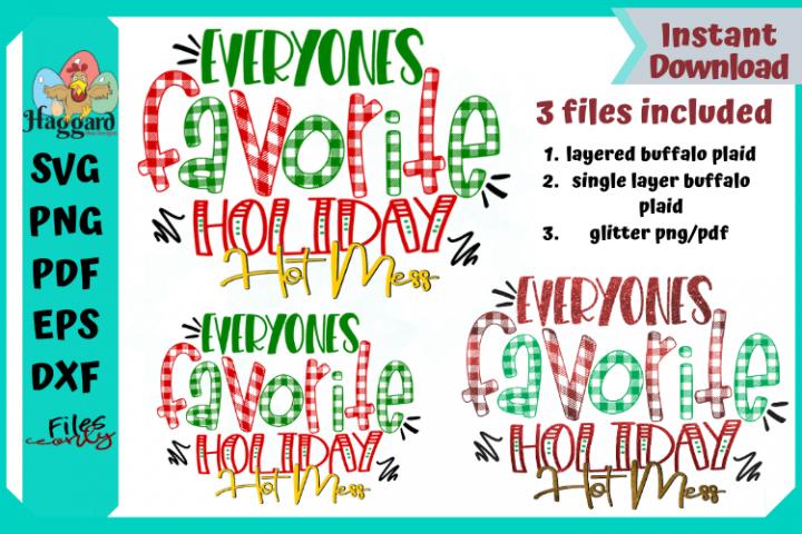 Everyones favorite holiday hotmess example image 2